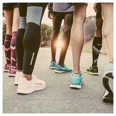 run with friends #fitspo