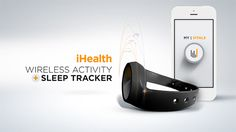iHealth Wireless Activity and Sleep Tracker | Health and Fitness Devices