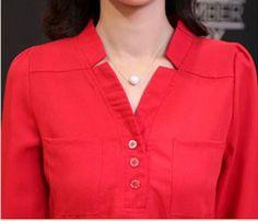 Resultado de imagem para blusas femininas chiffon