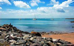 Top 10 des destinations pour un voyage en famille : croisière dans les Whitsundays - Photo : Magspace - Fotolia.com http://www.lonelyplanet.fr/article/top-10-des-destinations-pour-un-voyage-en-famille #Australie #voyage #Whitsundays #islands