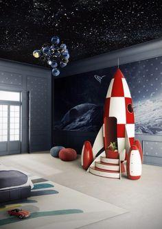 All the Best Industrial Bedroom Ideas for Your Children | www.homedesignideas.eu #homedesignideas #interiordesign #bedroomdesign