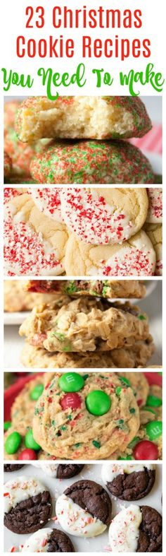 cookie exchange recipes | christmas cookies | holiday cookies | xmas cookies | xmas cookie recipes |