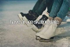 I was at the skating rink every day in high school. Met my husband there.