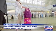 Action News Jax investigates Allegiant Air's history of delays and mechanical failures