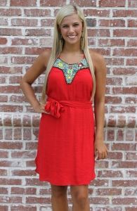 Dresses Game Day Dresses - College Sorority Dresses