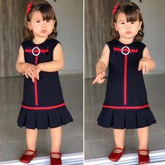 Best 12 New Collection Kids Dresses – SkillOfKing. Baby Girl Fashion, Toddler Fashion, Kids Fashion, Baby Girl Frocks, Baby Girl Pants, Kids Frocks Design, Baby Frocks Designs, Baby Girl Dress Design, Kids Dress Patterns