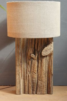 Driftwood Lamp 3