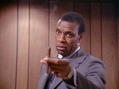 """Moses Gunn, October 2, 1929 – December 16, 1993  Most famously played Ellsworth Raymond """"Bumpy"""" Jonas in two """"Shaft"""" films opposite Richard Roundtree, but he had a long and respectable career on stage, film, and television."""