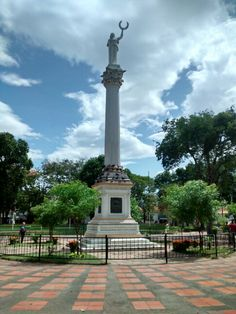 Plaza Colón - Cucuta, Colombia  #soloprivilegios comparte para ti https://twitter.com/hotelcasinoint http://www.hotelcasinointernacional.com.co/ https://www.facebook.com/hotelcasinointernacionalcucuta