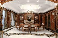 Honosný nábytek v italském zámeckém stylu od společnosti Arca. Kompletní nabídku této firmy naleznete na našich stránkách: http://www.saloncardinal.com/arca-f50