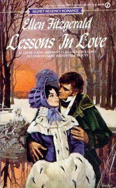 Lessons in Love Regency Romance