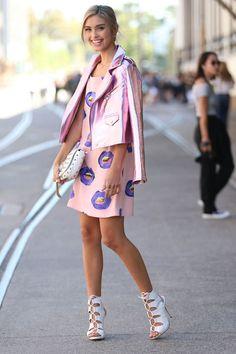 Sarah Ellen Streetstyle Fashion Inspo