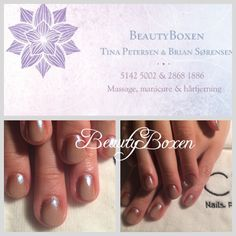CND Shellac - Field Fox & Crushed Suede additives