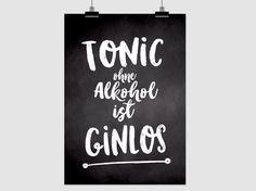 Bildergebnis für tonic ohne alkohol ist ginlos