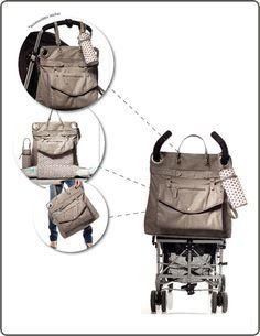Magic Stroller Bag... wow!