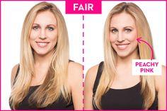 Fair: Peachy Pink