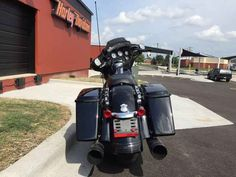 Used 2013 Harley-Davidson FLHX - Street Glide Motorcycles For Sale in Illinois,IL. 2013 Harley-Davidson FLHX - Street Glide, CALL CHRIS!!! (630)-605-7871 With style and long distance comfort, this stripped-down bike is made to eat miles. The 2013 Harley-Davidson® Street Glide model FLHX is equipped with an iconic bat wing fairing this custom hot-rod bagger an amazing Harley style that needs to be seen and ridden. The Harley Street Glide FLHX model has a 2-1-2 exhaust. Check out all of the…