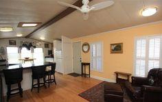 Sensational Single wide decor (living room-kitchen)