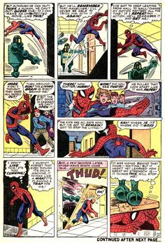 Pencil Ink: a blog featuring golden, silver and bronze age comic book art and artists: Amazing Spider-man #8 - Jack Kirby / Steve Ditko art, Ditko art & cover