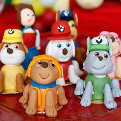 Docinhos Patrulha Canina! Fofurices #Wondercakes para as queridas @boutiquede3kids. #Wondercakes #patrulhacanina #patrulhacaninaparty