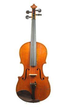 Feine deutsche #Violine, 19. Jahrhundert, Markneukirchen - http://www.corilon.com/shop/de/produkt1002_1.html
