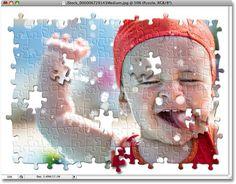Aprende a fabricar un puzzle a partir de tus fotos