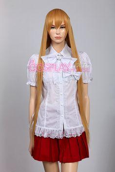 Death Note -- Misa Amane Cosplay Wig Version 01 Misa Amane Cosplay, Halloween Cosplay, Cosplay Wigs, Death Note, Harajuku, Style, Fashion, Swag, Moda