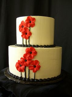 Fondant free cake!  We don't need no stinking fondant!  :)