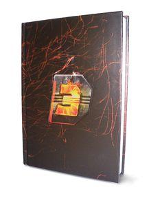 Dhoom 3 - Premium Notebook, Design B