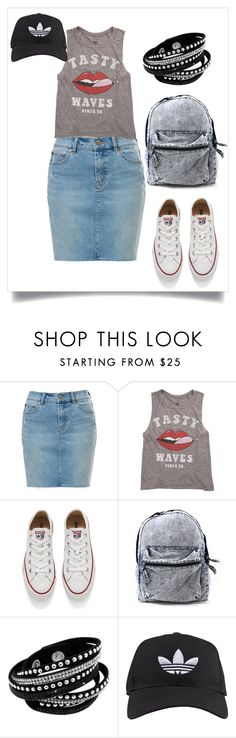 """Untitled #6"" by lejla150 ❤ liked on Polyvore featuring Billabong, Converse, adidas, women's clothing, women, female, woman, misses and juniors"