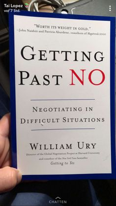 """A primer in negotiating in a difficult environment laced with """"NO"""" as a prevalent response. Book Club Books, Book Lists, Books To Read, My Books, Life Changing Books, Personal Development Books, Inspirational Books, Book Nooks, Reading"""