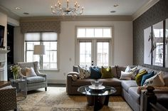 22 Living Room Designs With Sectionals - Home Epiphany