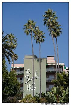 Beverly Hills Hotel. Beverly Hills, California