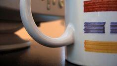 How print on mug, pillow, t-shirt with digital transfer