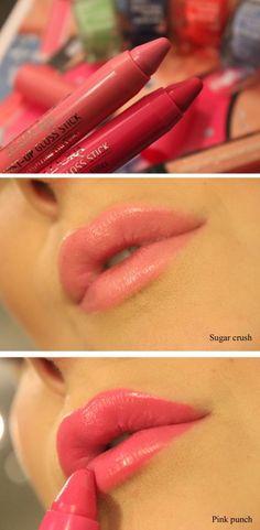 mac cosmetics lipstick, pink punch and sugar crush Kiss Makeup, Love Makeup, Makeup Tips, Hair Makeup, All Things Beauty, Beauty Make Up, Beauty Stuff, Beauty Nails, Hair Beauty