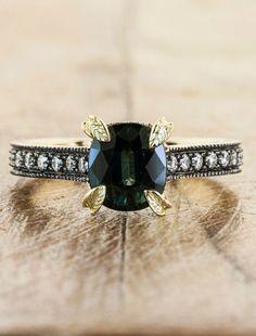 Unique Custom Engagement Rings by Ken & Dana Design - Everafter top
