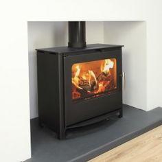 Simple woodburner