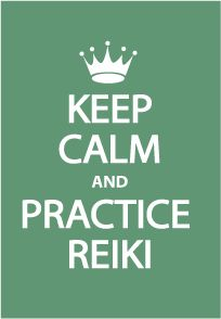 I want to practice more Reiki this year. Want to do at least 25 sessions, then get my Level 2!