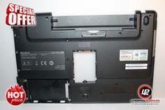 "Item: Sony VAIO PCG-7183M Bottom Base Case Cover Black 012-031A-1370-A ""X809   Postage: Free UK Shipping – Royal Mail 1st Class Item Price: £9.90   Warranty: 30 Day Money BackGuarantee Buy on eBay: ebay.liverpoolpcrepairs.com   Protection: eBay Money Back Guarantee Item..."