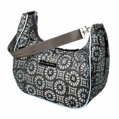 Petunia Pickle Bottom Cobalt Roll Touring Tote from PoshTots