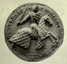 John de Warenne, Earl of Surrey - Wikipedia European History, British History, Battle Of Stirling Bridge, Age Of Discovery, William Wallace, Carolingian, Genealogy Chart, Late Middle Ages, Plantagenet