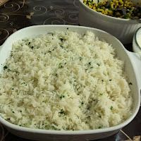 Chipotle style rice