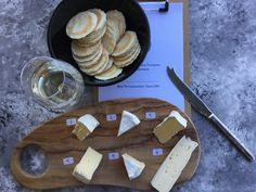 The ultimate cheese experience at Barossa Valley Cheese Company - the Brie VS Camembert taste off. A blind tasting of 6 cheeses to taste and compare - deciding which are Camembert, and which are Brie!
