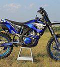 yamaha dirt bike graphics - blurry but omg pretty