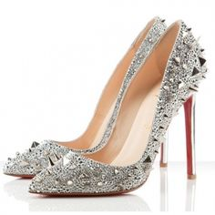 0ceb89c6c5f Buy Christian Louboutin Pigalili Pumps Silver Christmas Deals from Reliable Christian  Louboutin Pigalili Pumps Silver Christmas Deals suppliers.