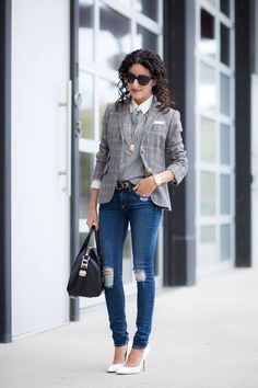 J.crew Grey Women's Plaid Blazer  # #Alterations Needed #Summer Trends #Women's Fashion Bloggers #Best Of Fashion Bloggers  #J.Crew #Blazer Plaid #Plaid Blazers #Plaid Blazer Grey #Plaid Blazer J.Crew #Plaid Blazer Women's #Plaid Blazer Clothing #Plaid Blazer 2014 #Plaid Blazer Outfits #Plaid Blazer How To Wear