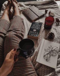 Autumn Aesthetic, Book Aesthetic, Donna Tartt, The Secret History, Coffee And Books, My Vibe, Lisa, Eat, Instagram