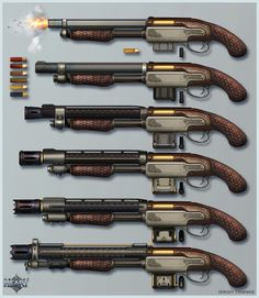 Shotgun by TsimmerS
