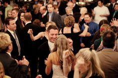Songs to keep everyone on the dance floor: Definitely want everyone on the dance floor with us ALL night long!