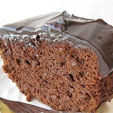 Flourless Chocolate Nut Cake